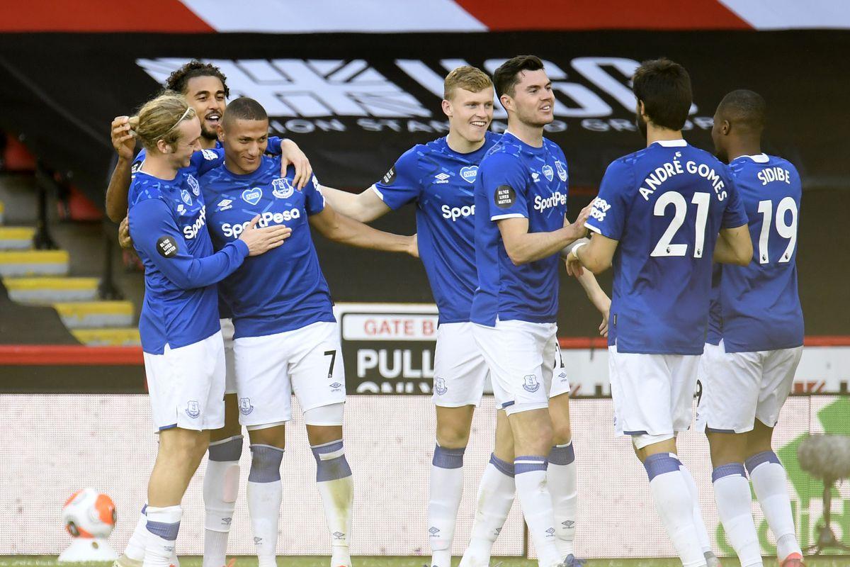 Sheffield United v Everton FC - Premier League