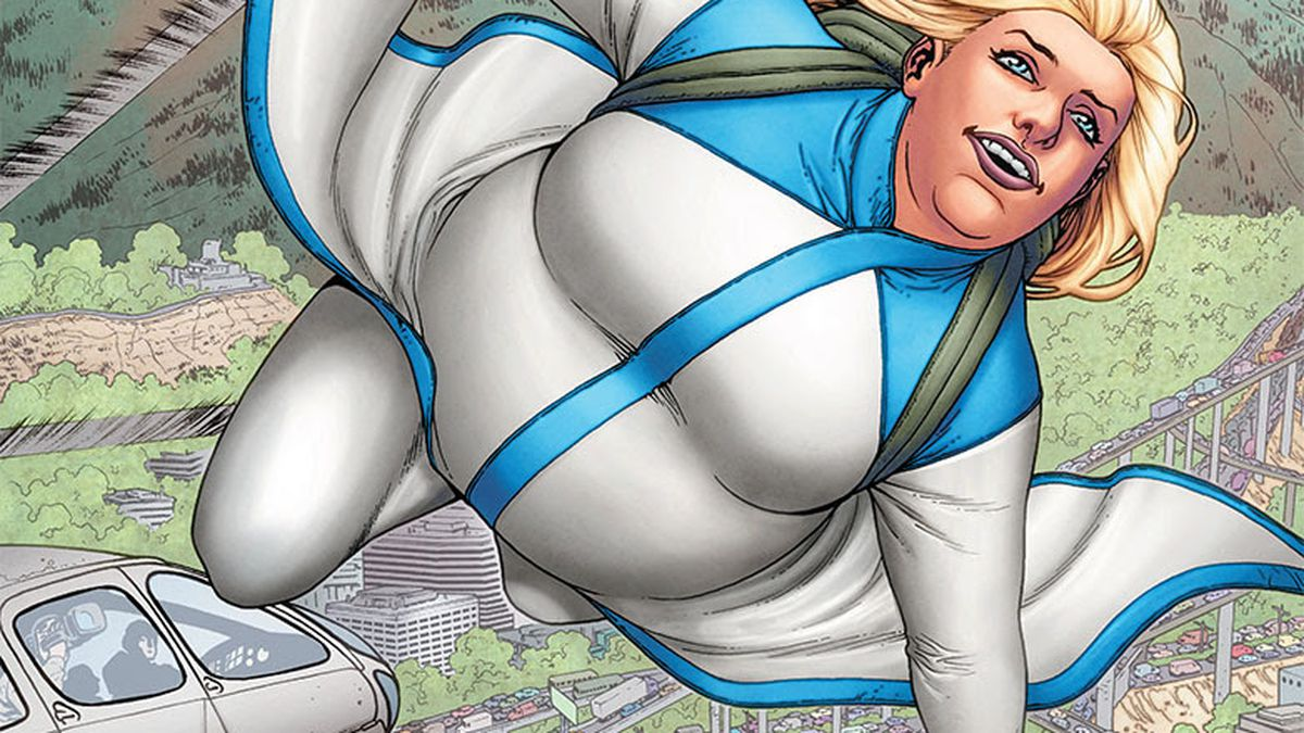 Faith from Valiant Comics