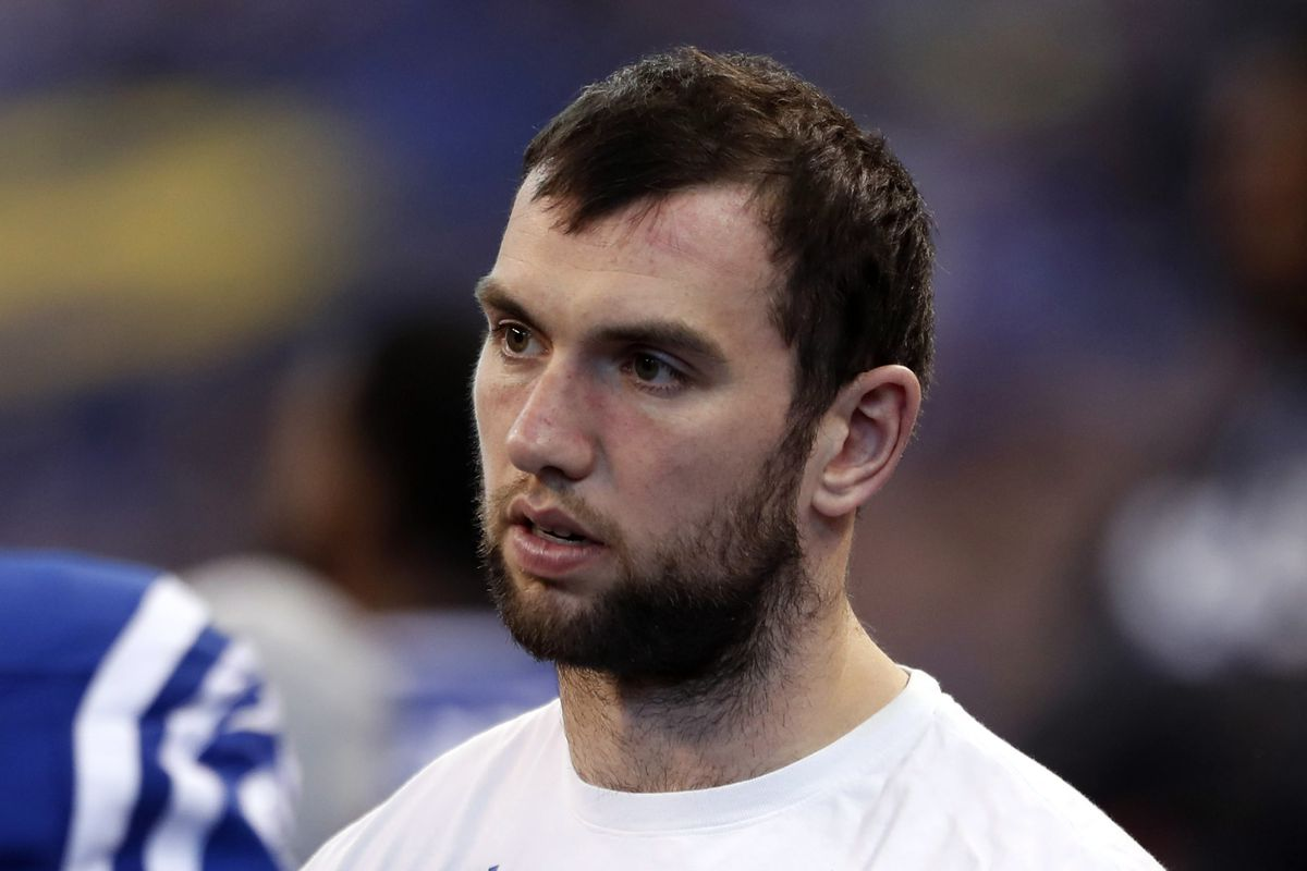 Andrew Luck Expected Back In Indianapolis This Week