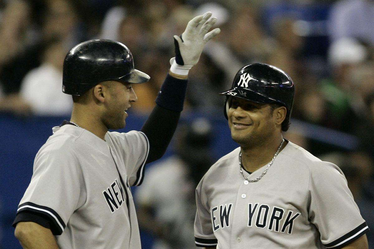 New York Yankees vs Toronto Blue Jays - September 19, 2006