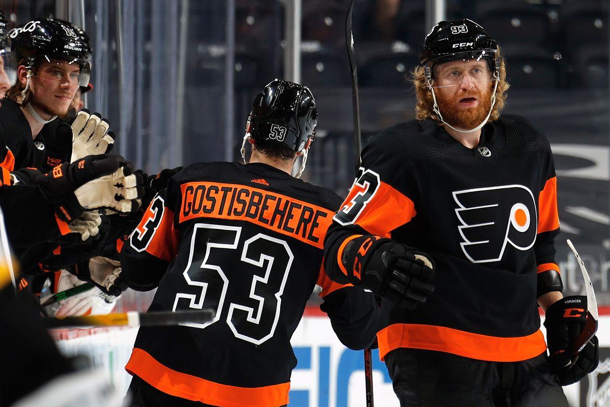 Seattle Kraken Expansion Draft: Philadelphia Flyers Shayne ...