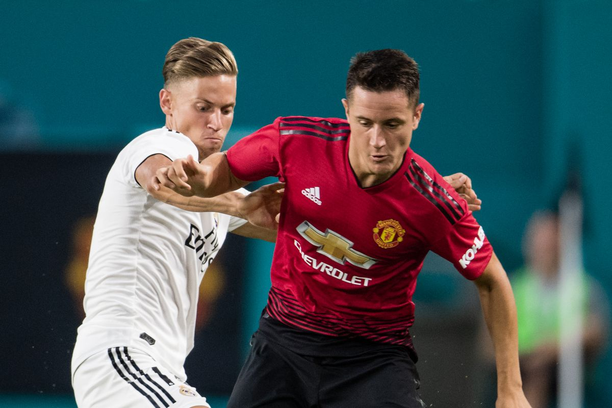 Manchester United v Real Madrid - International Champions Cup 2018