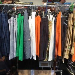 Men's shorts sizes 34—38, $10