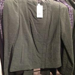 Jacket, size XXS, $149 (was $425)