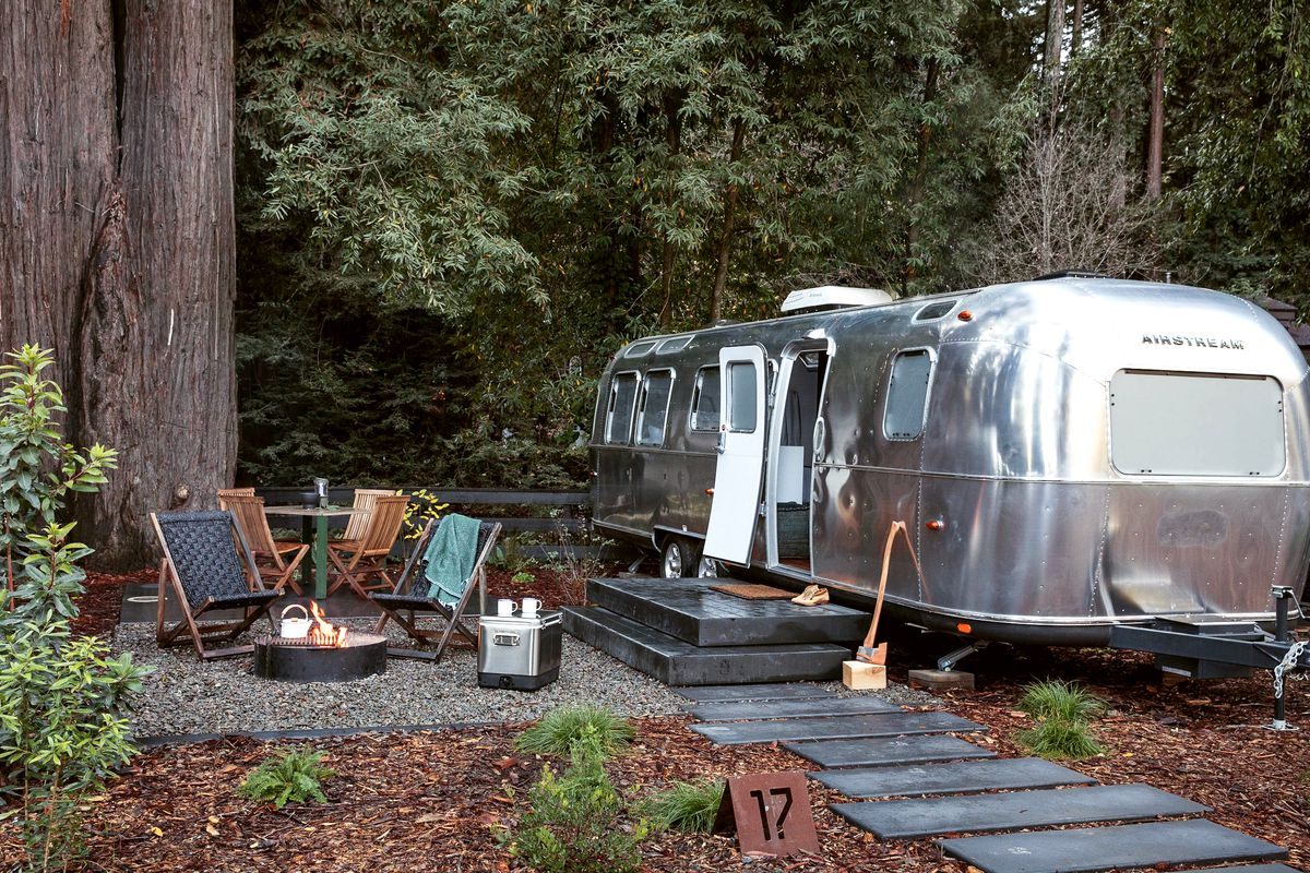 Glamping News Airstream Hotel Coming To Yosemite
