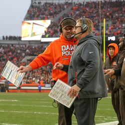 January 2019: Despite Gregg Williams having success in 2018 as the interim coach of the Browns after the firing of Hue Jackson, he was let go in favor of Freddie Kitchens, who had served as the interim offensive coordinator in 2018. Some questioned the move, due to Kitchens lack of experience in leading a team, but GM John Dorsey liked how Baker Mayfield and company responded with Kitchens calling plays.