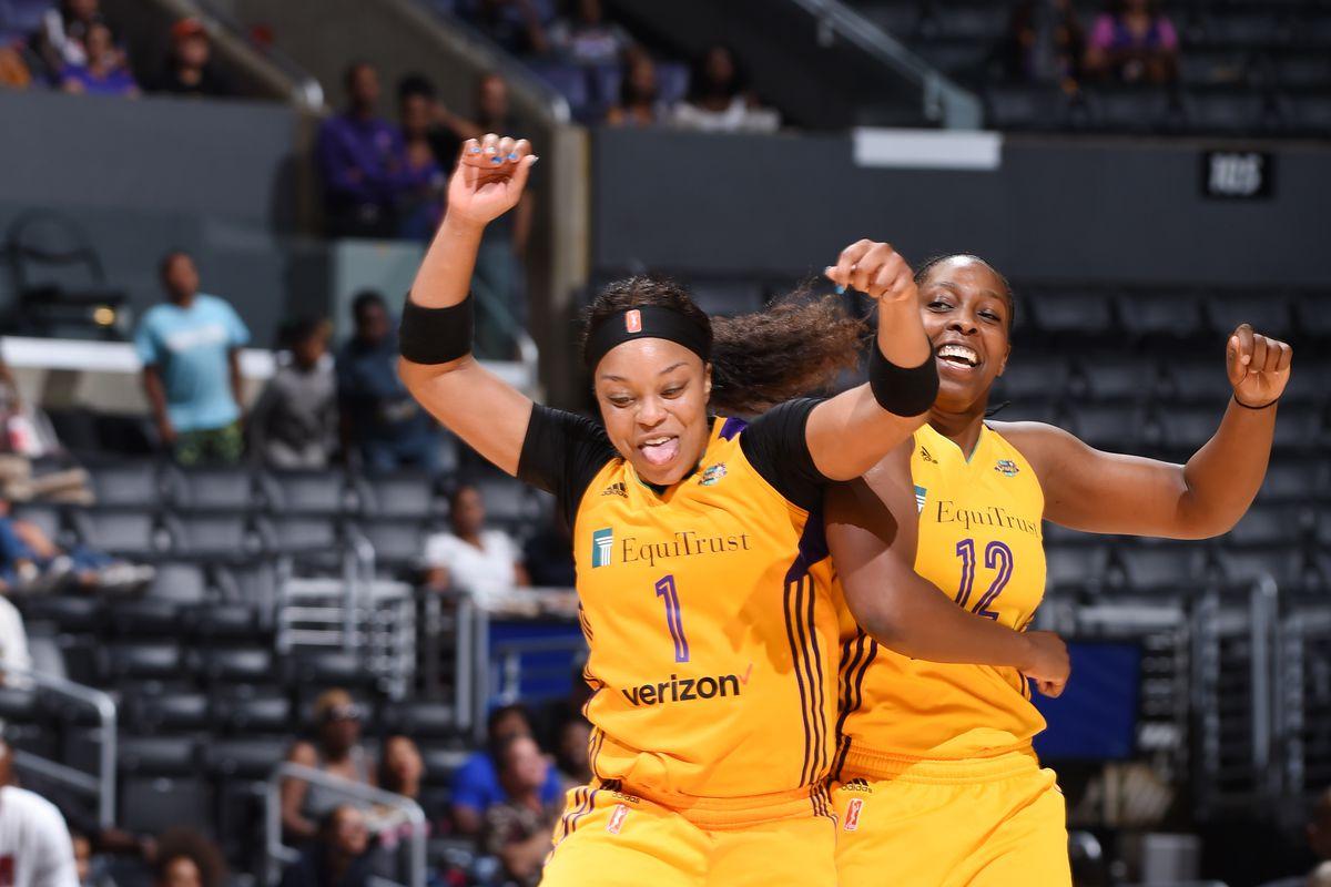 Kết quả hình ảnh cho Los Angeles Sparks Nữ vs Indiana Fever Nữ