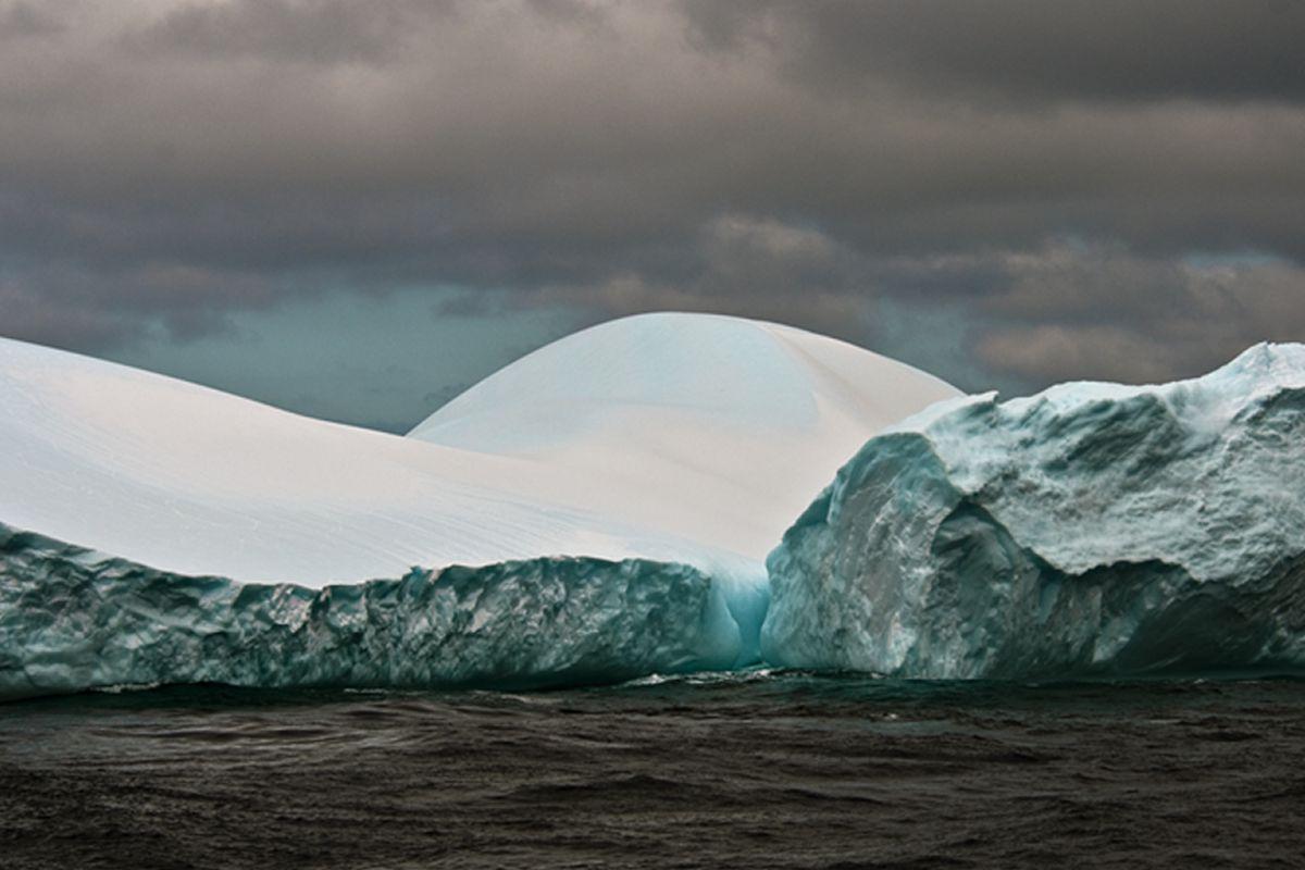 """<a href=""""http://affordableartfair.com/newyork/view-art/artwork-under-1500/"""">Elisa Contemporary Art</a>, John Conn, """"Antarctica29"""""""