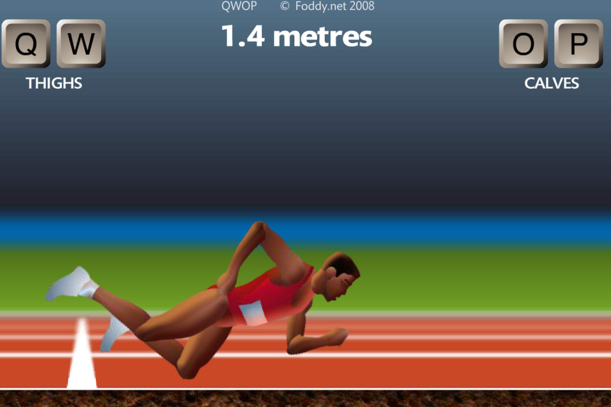 Qwop creator says developers can learn lessons from real life sports at a gdc 2013 talk called making it matter lessons from real sports qwop creator bennett foddy argued that developers should look to real life sports to ccuart Image collections