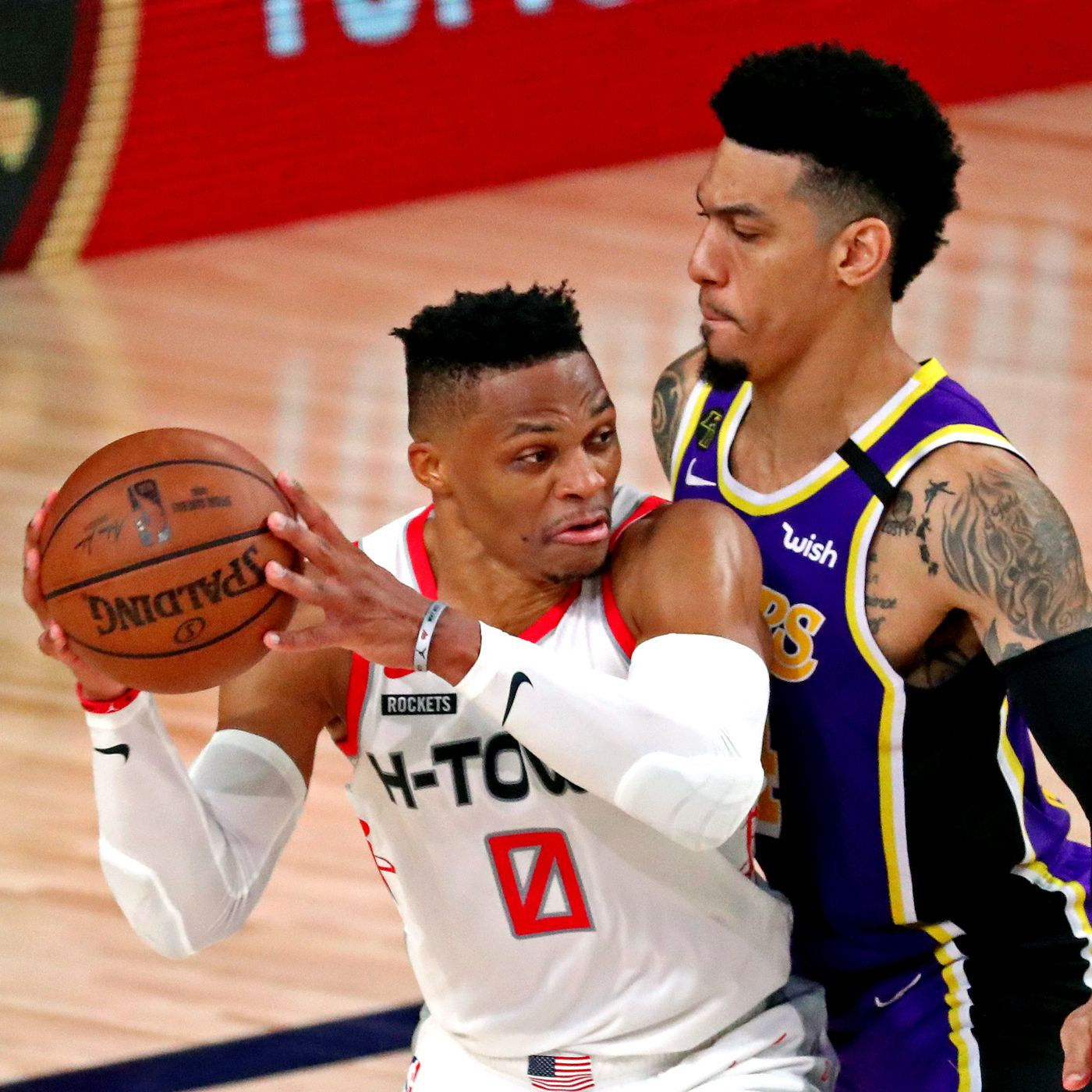 Houston Rockets Vs Los Angeles Lakers Game 3 Preview The Dream Shake
