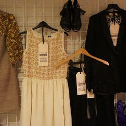 Topshop Chicago Exclusives in the VIP Dressing Room