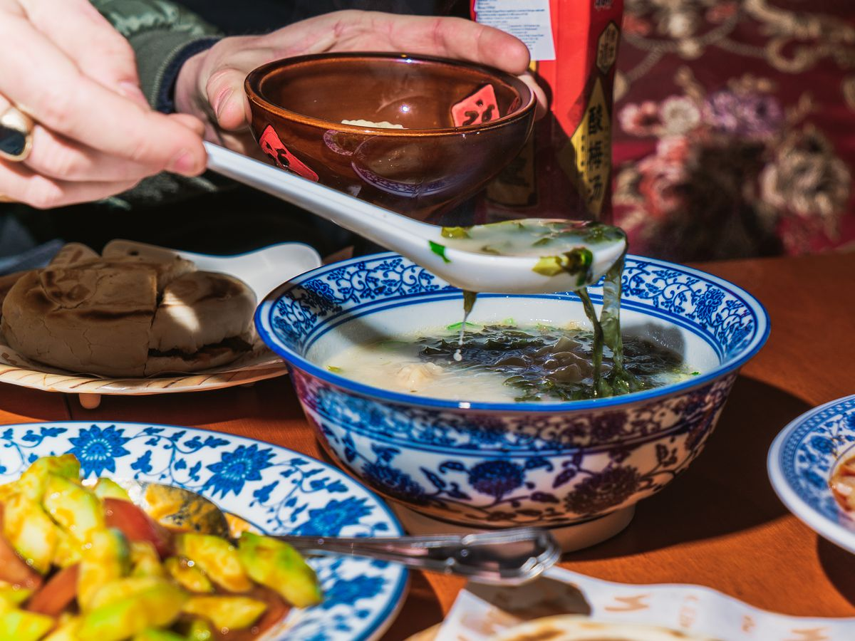 Master Wei in Bloomsbury is Eater London's Restaurant of the Year 2019
