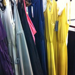 Pretty Theory maxi-dresses that smoothly transition into the fall