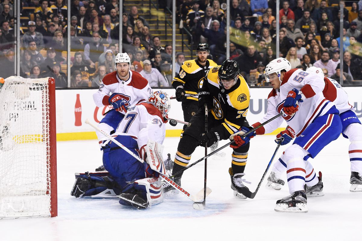 PREVIEW  Bruins host Canadiens in Original Six matchup - Stanley Cup ... 095bbbde1