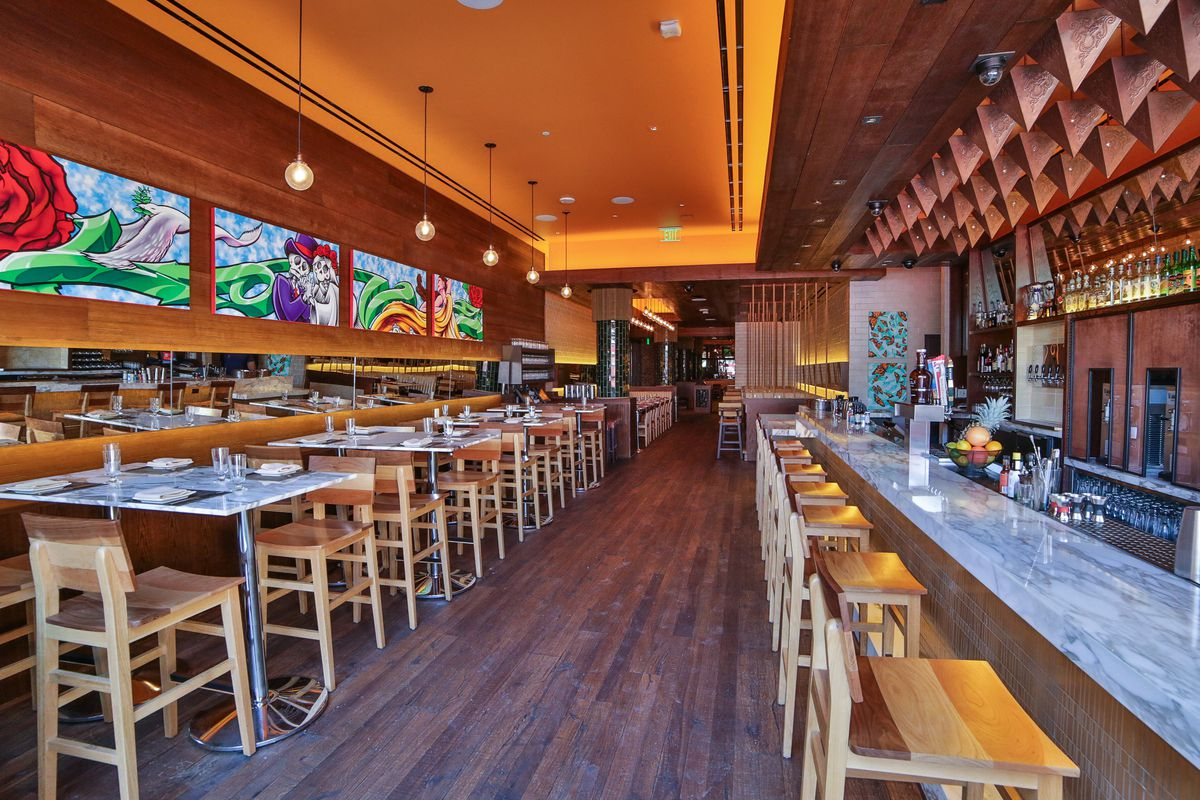 Clique Hospitality Rumored To Take Over Mercadito At Red