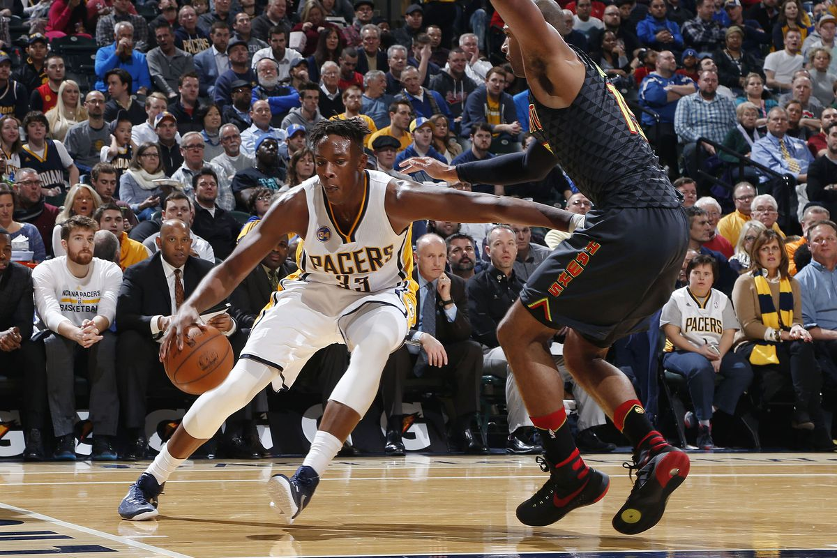 Image result for myles turner usa today