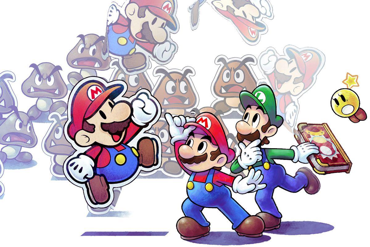 Mario Luigi Rpg Studio Enters Bankruptcy Polygon