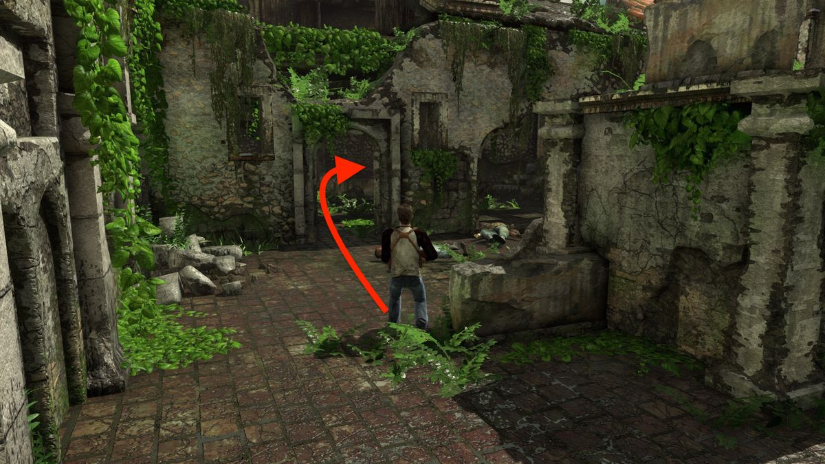 Uncharted: Drake's Fortune Chapter 8 collectible treasure locations