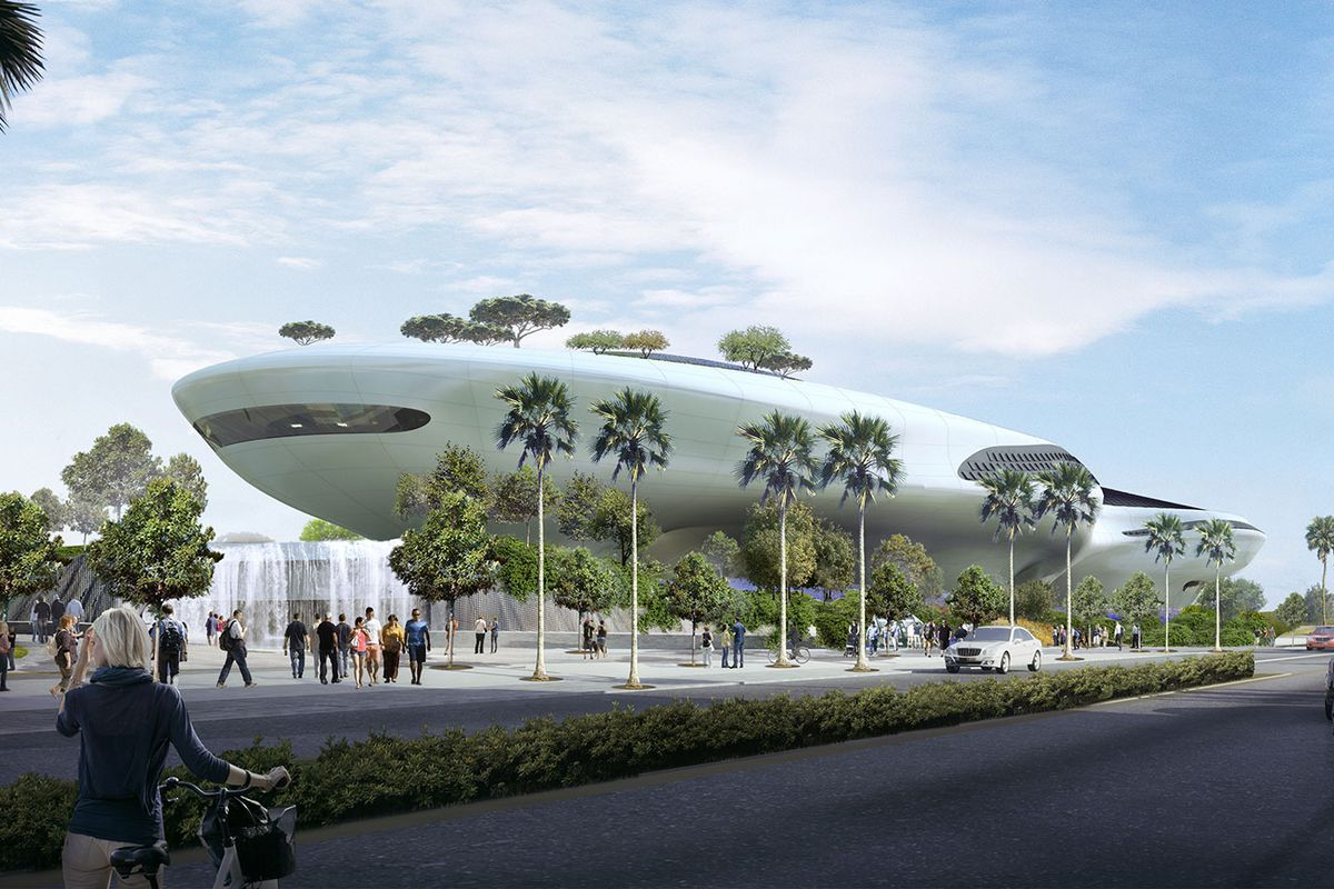 Los angeles city council approves lucas museum curbed la for Star wars museum san francisco