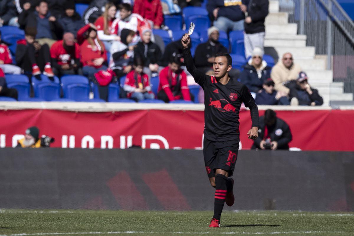 New York Red Bulls v FC Cincinnatti: Major League Soccer