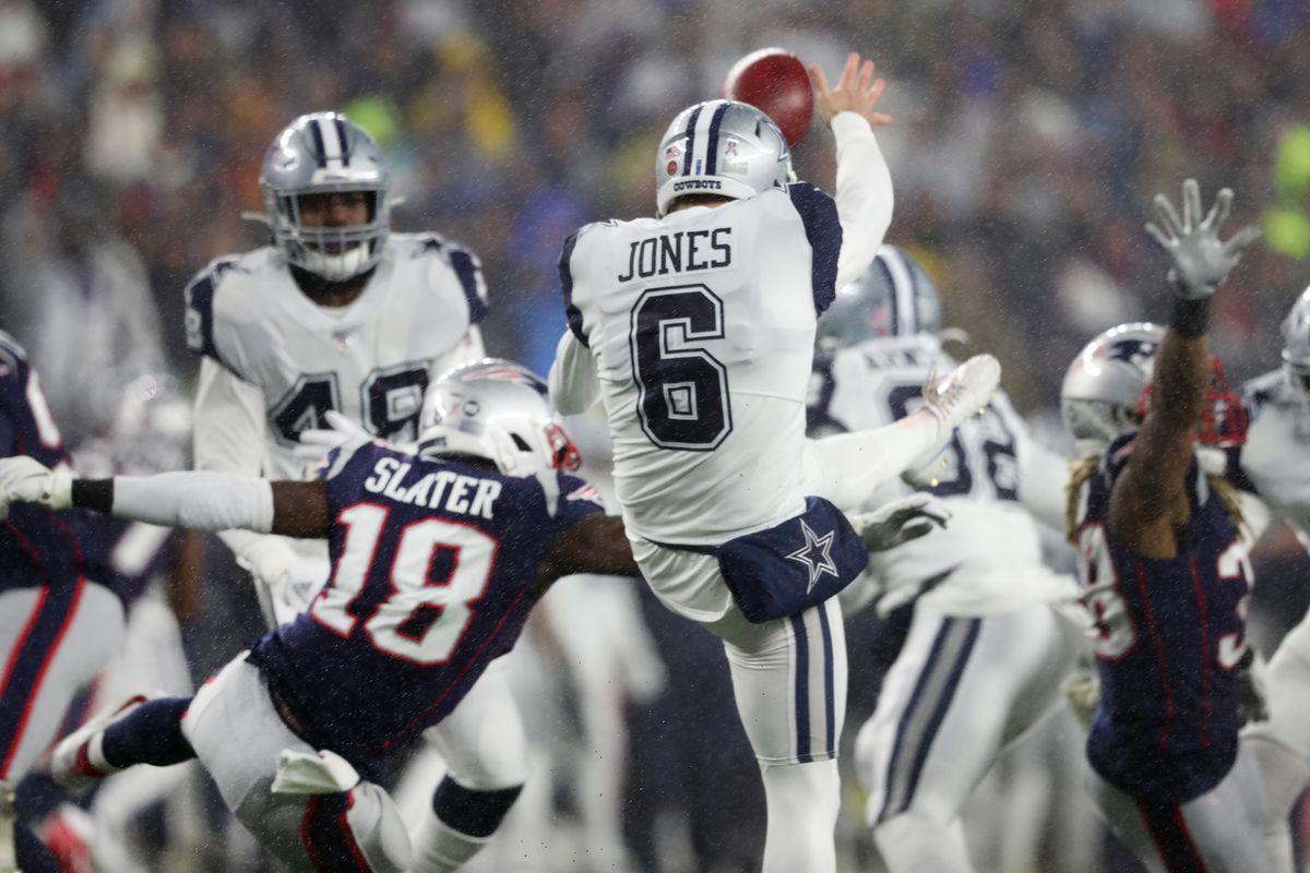 Dallas Cowboys Make Crucial Mistakes Lose To Patriots 13 9