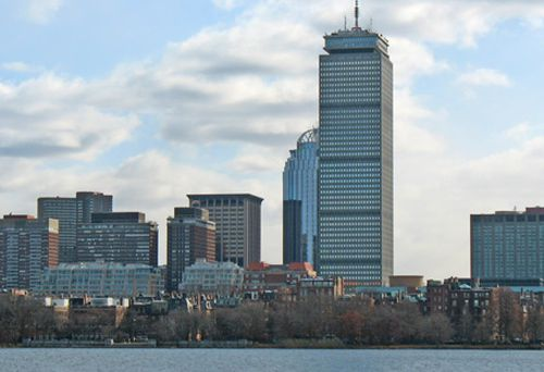 Mapping the 10 buildings that tell the story of Boston