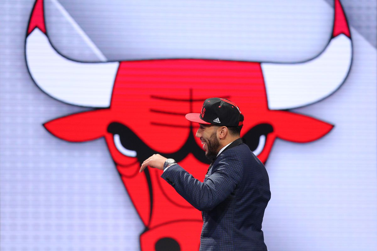 Chicago Bulls draft grades  What the NBA draft experts thought ... f2db9a2b7a6