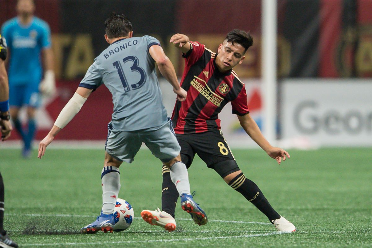 atlanta united headline espn doubleheader sunday - dirty south soccer