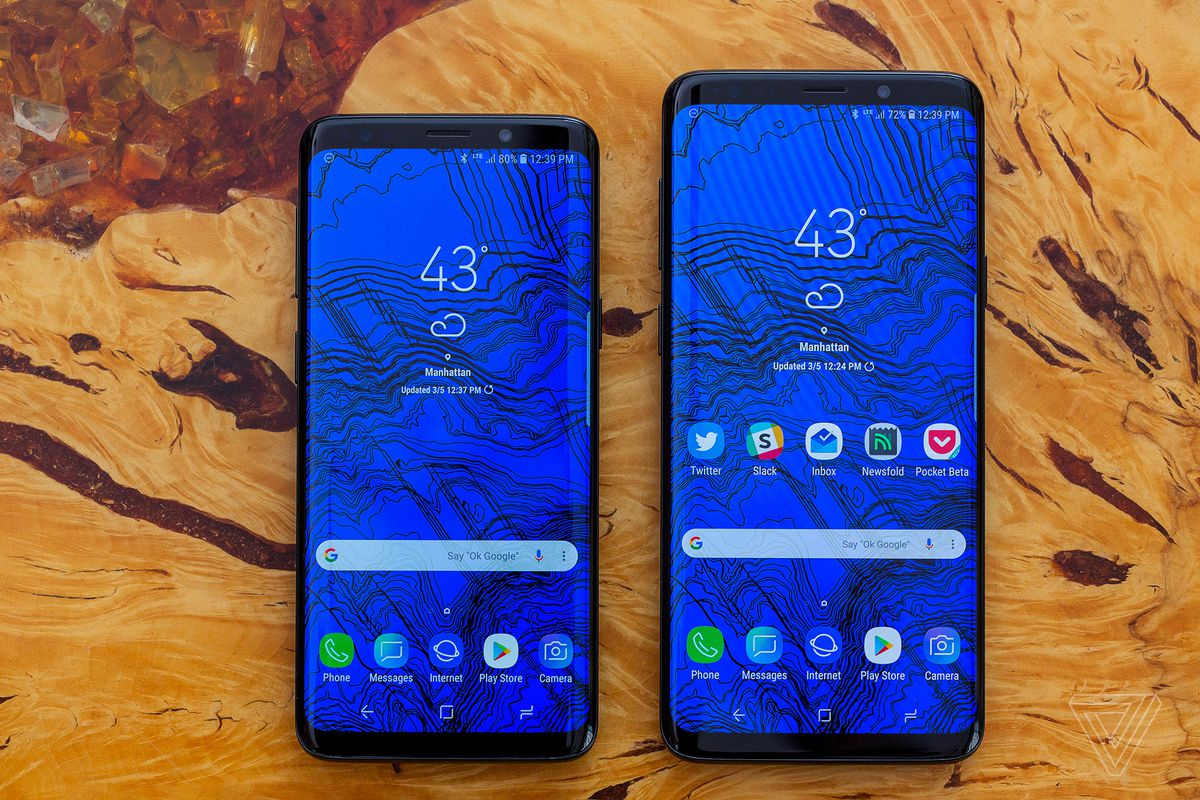 Unlocked Samsung Galaxy S9 and S9 Plus now have support for