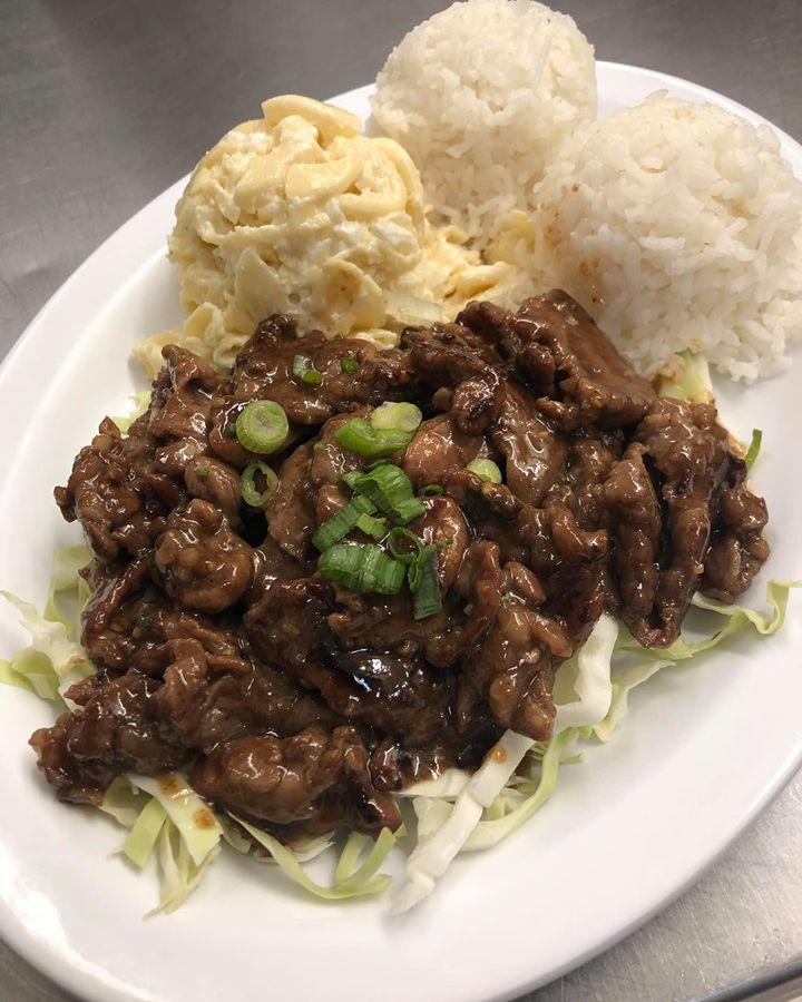 Pacific Island Taste