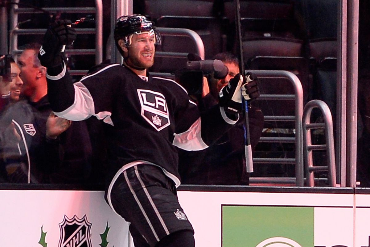 """The physical embodiment of what """"from Kopitar to Carter"""" looks like"""