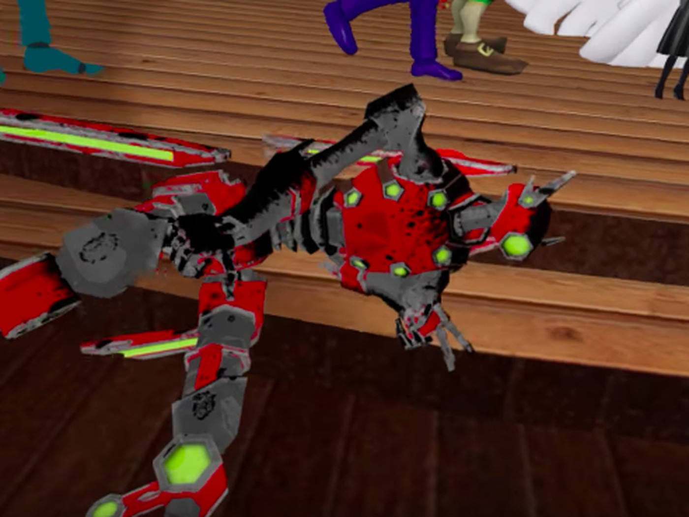 After VRChat player suffers seizure, exec says there are