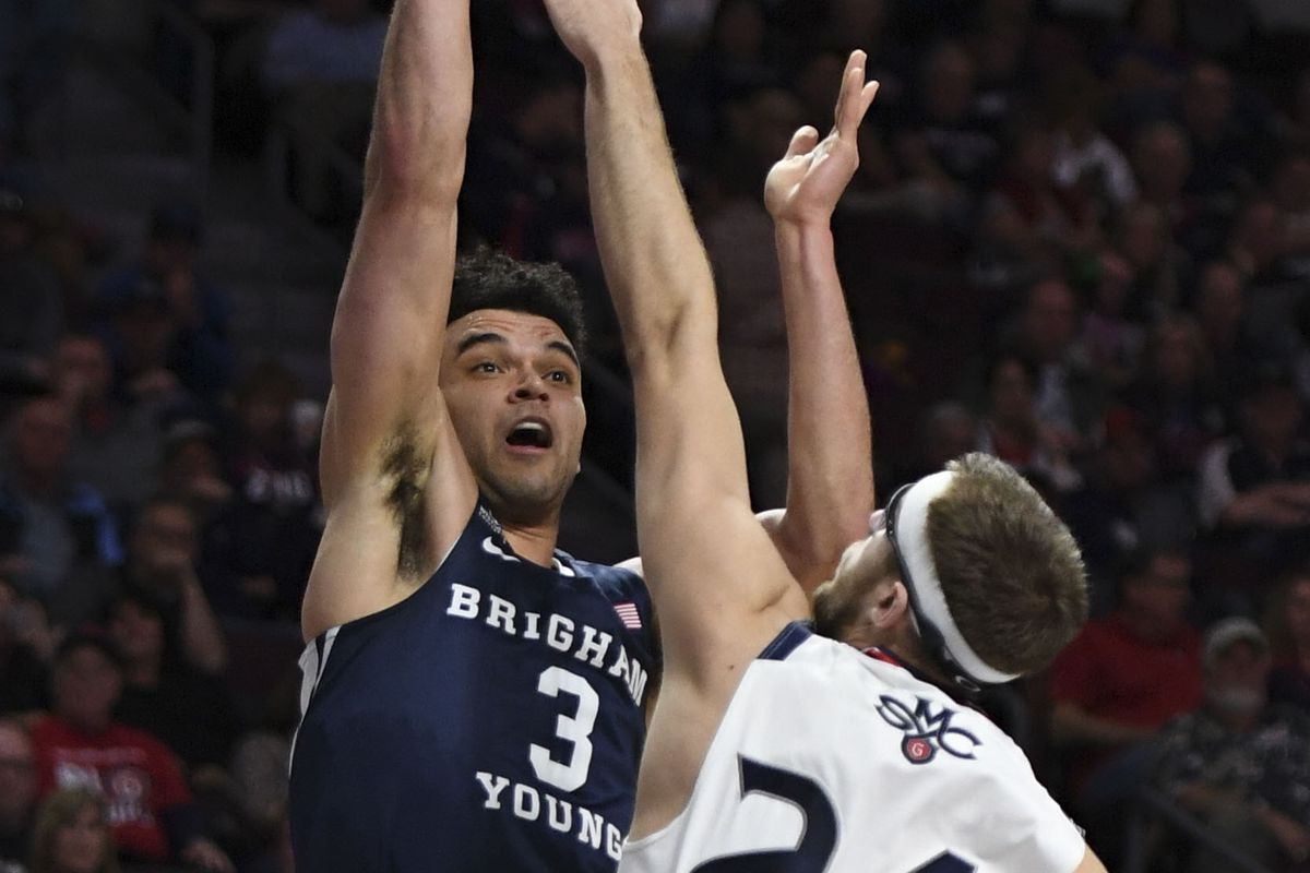 byu basketball: cougars tough out big road win at princeton