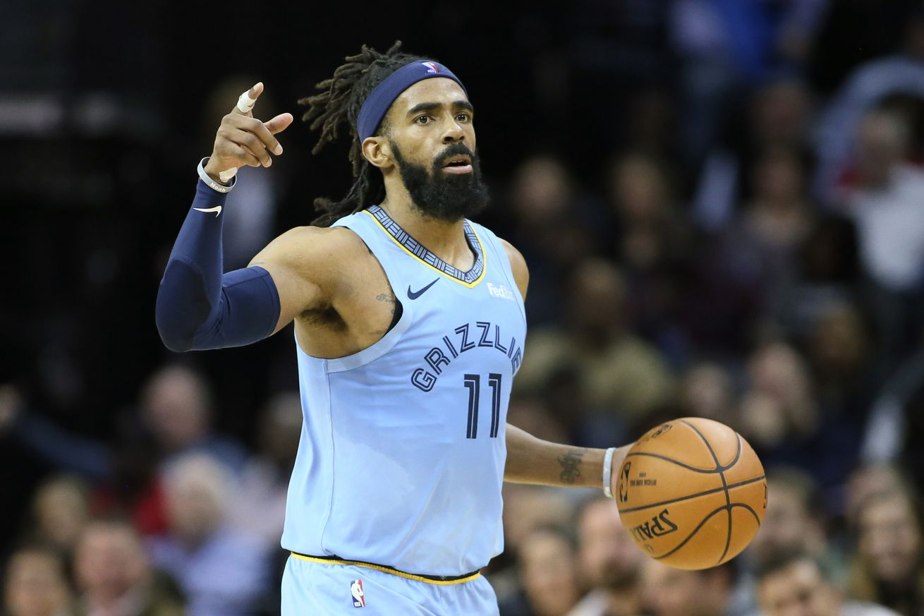 Mike Conley should be an All-Star