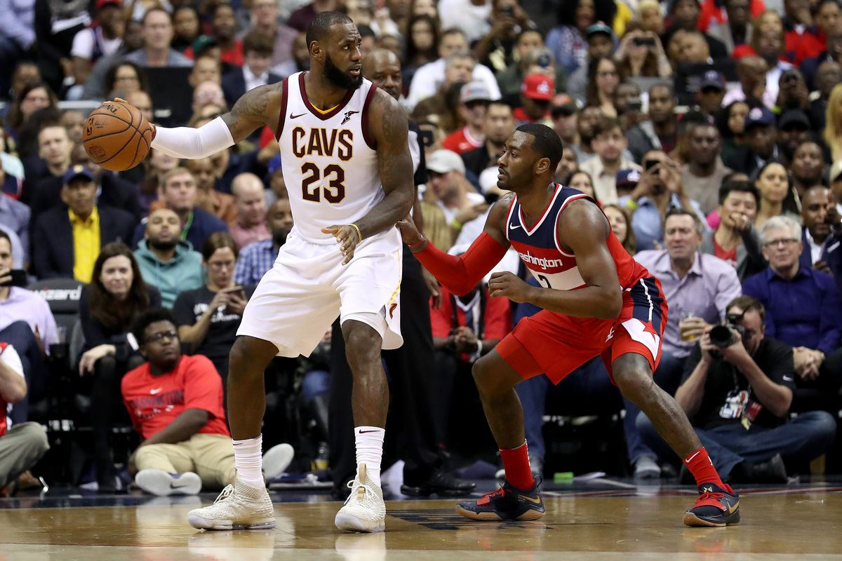 cleveland cavaliers vs. washington wizards: game preview, start time