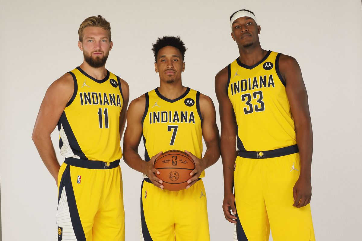 2021-22 Indiana Pacers Media Day