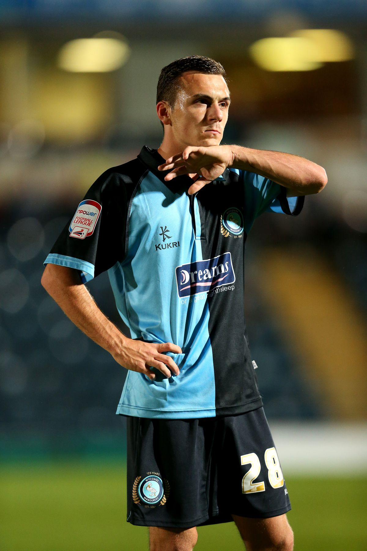 Soccer - npower Football League Two - Wycombe Wanderers v Plymouth Argyle - Adams Park