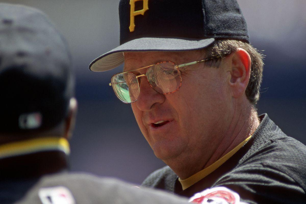 Pittsburgh Pirates Gene Lamont