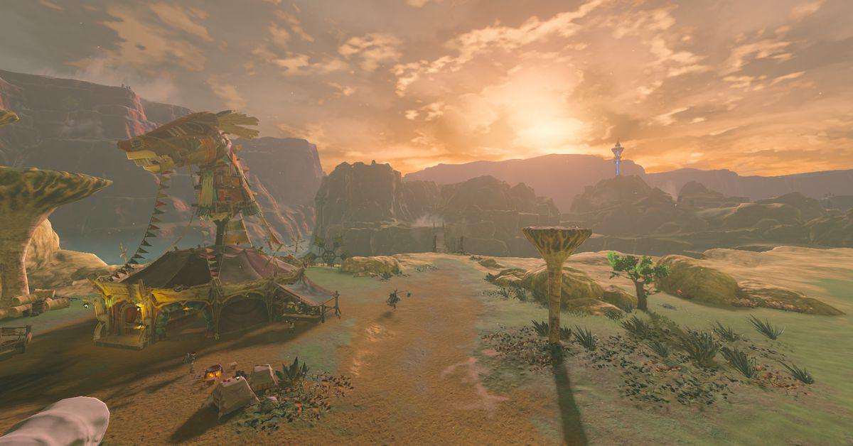 Best breath of the wild mods – Game Breaking News