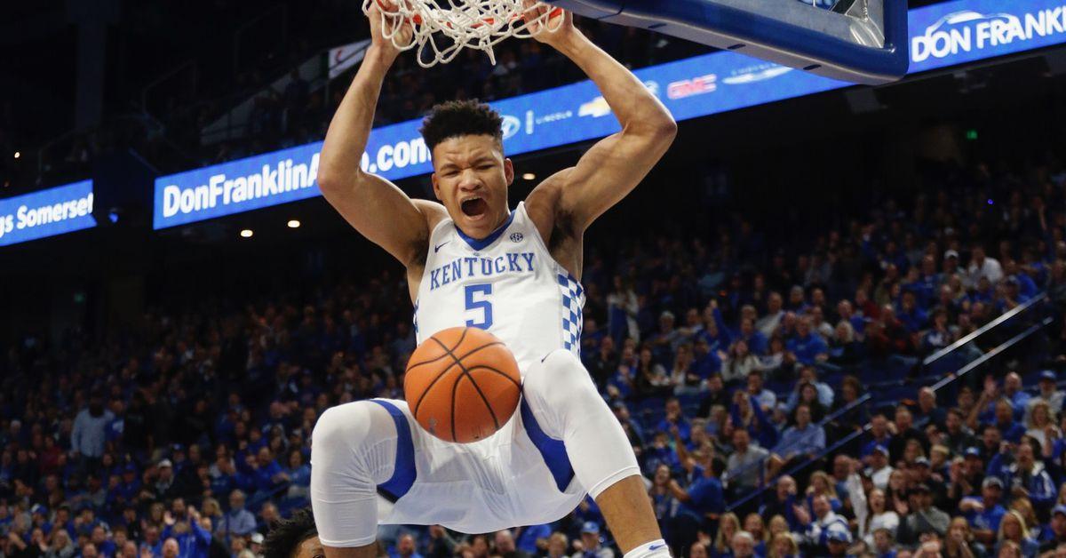 Uk Basketball: Kentucky Wildcats Basketball Vs Centre: Game Time, TV