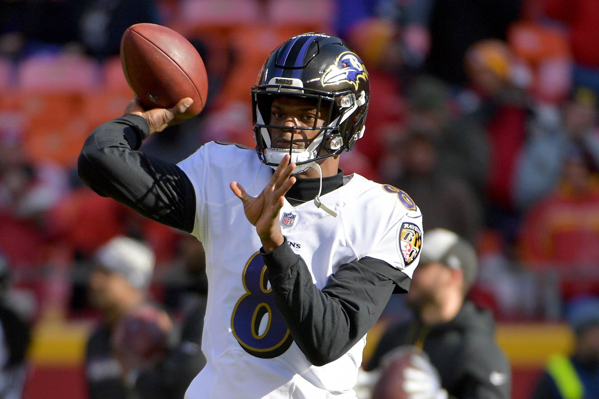 newest 48045 bf359 Lamar Jackson: The Ugly. What Jackson must leave in 2018 to ...