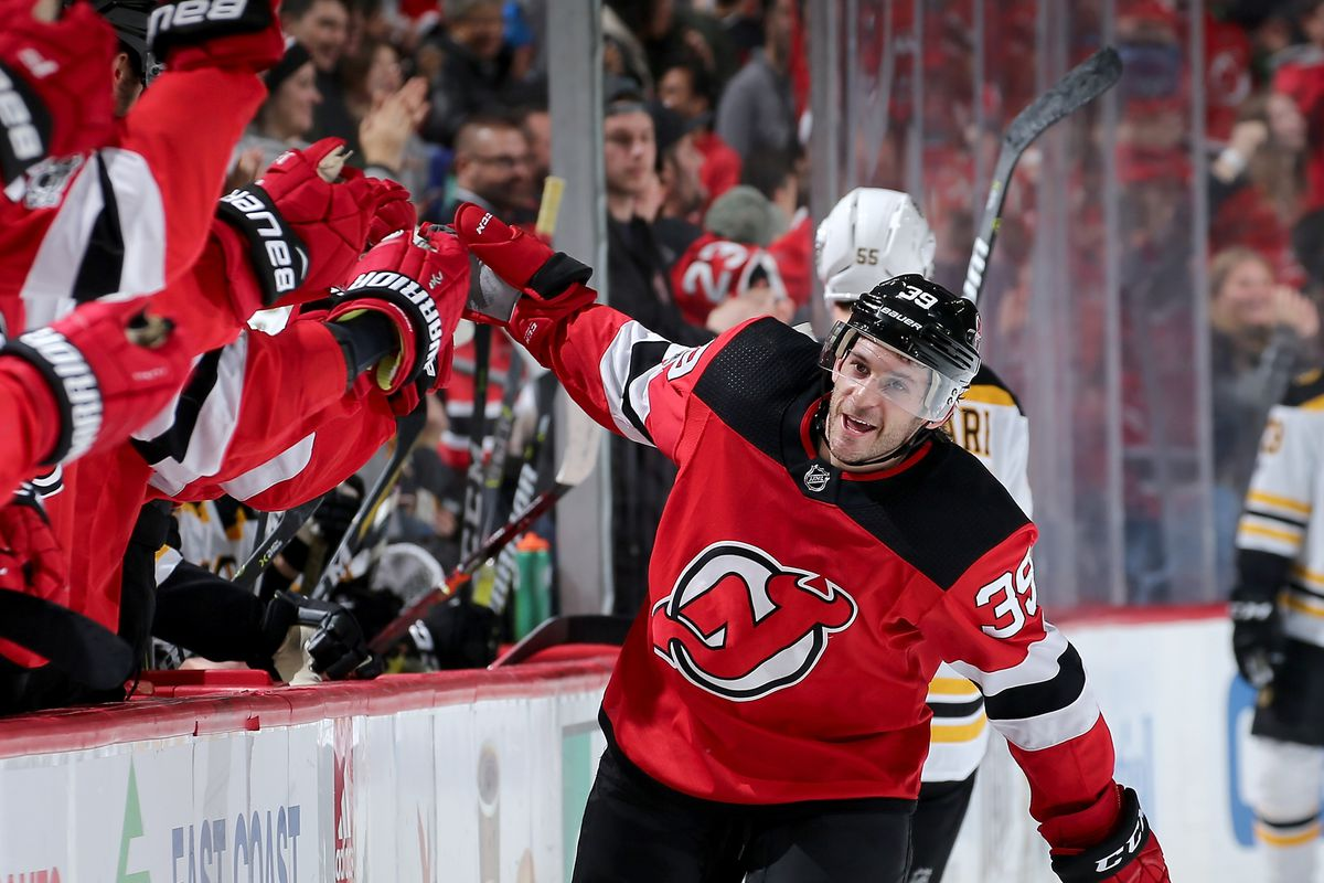If the Devils Get Fully Healthy 4433d84f0