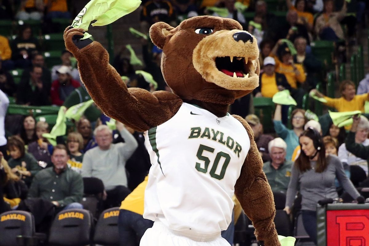 Yep, Baylor in the best game of the day. Go figure, huh?