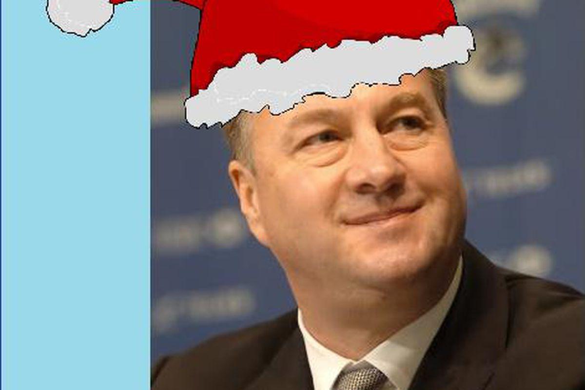 Gillis gets seasonal