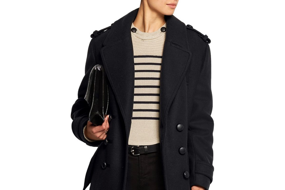 The Best Discounted Designer Coats From The Outnet's Fall Sale ...
