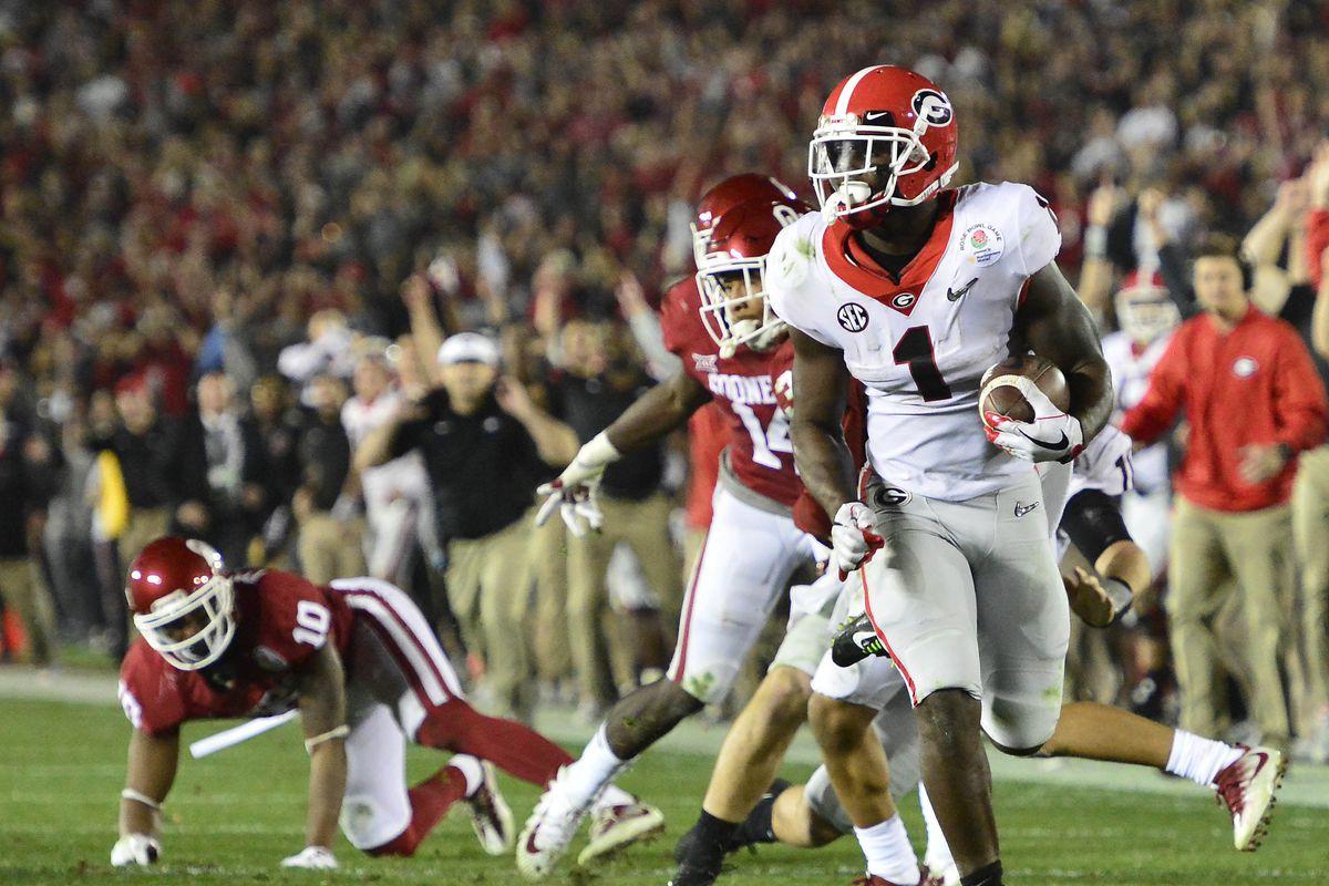 2018 National Championship Game, Georgia Vs. Alabama: Time