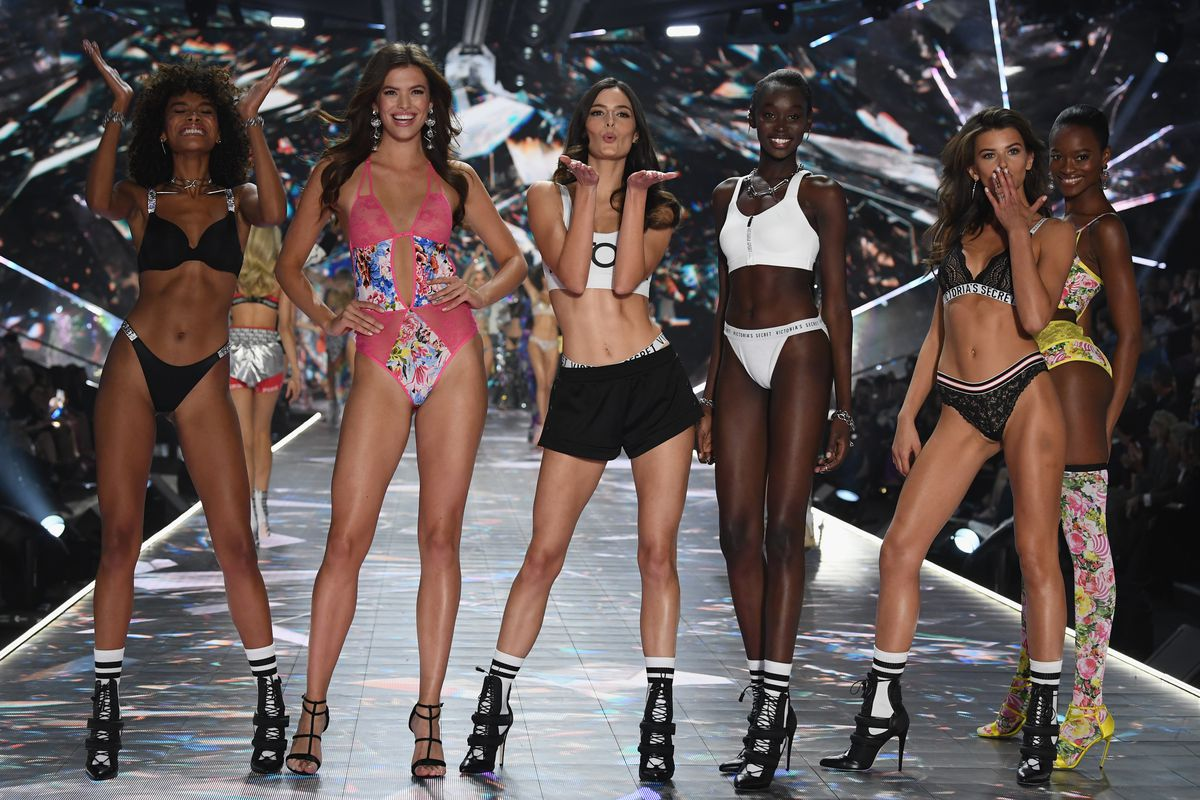 c0b8b73246aaa The fantasy of the Victoria s Secret Fashion Show in the era of corporate  wokeness