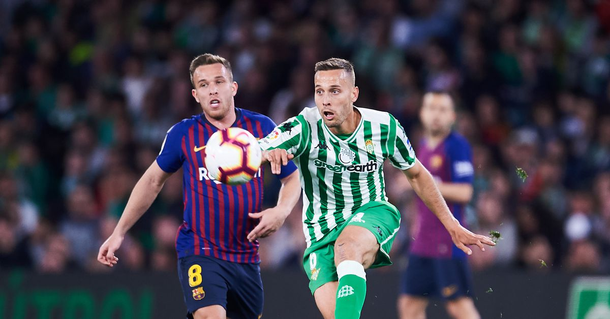 Barcelona vs Real Betis: What to look forward to this weekend