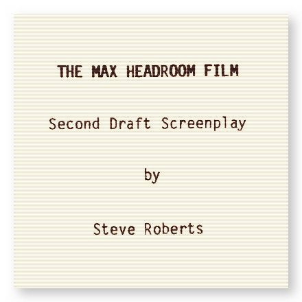 Max Headroom: the definitive history of the 1980s digital