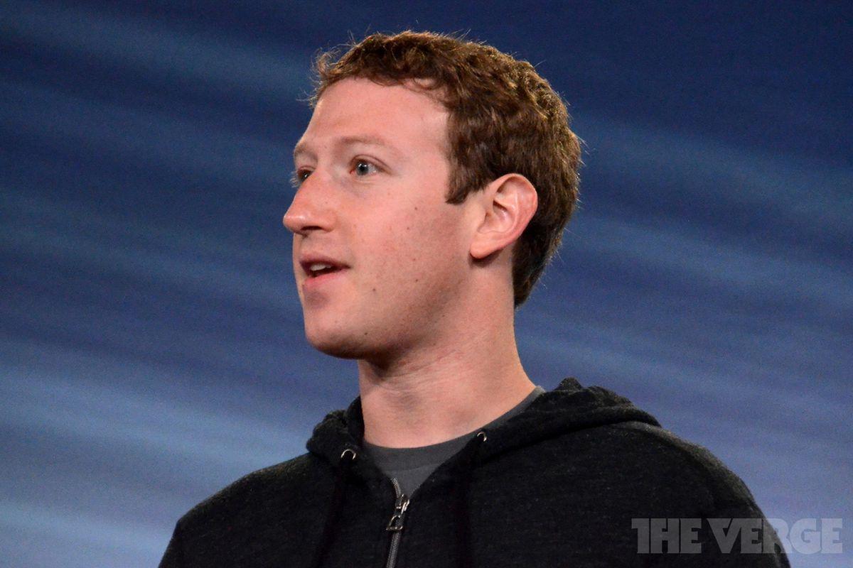 Mark Zuckerberg Facebook Stock 2040
